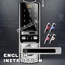 Milre MI-5000 Duke II Digital Door Lock Electronic Security Entry 4 Touch Keys