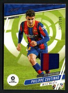 Philippe Coutinho 2020-21 Chronicles Prestige La Liga Xtra Points Patch #227/299