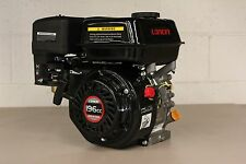 6.5HP Stationary Petrol Engine 4 Stroke LONCIN Honda Copy 19.05mm Threaded Shaft
