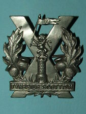WW1 TYNESIDE SCOTTISH CAP BADGE - 100% ORIGINAL GUARANTEED!!!