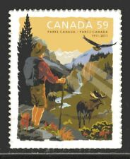 2011 Canada SC# 2470 - Parks Canada Centennial -  from booklet M-NH