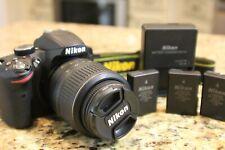 Nikon D3200 24.2 MP Digital SLR Camera with 18-55mm Lens