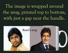 Amitabh Bachchan - Bollywood - Personalised Mug / Cup