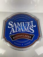 Samuel Adams Boston Lager Metal Sign