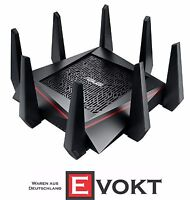 ASUS RT-AC5300 Wireless Tri-Band Gigabit Router Genuine New Best Gift