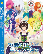 DVD ANIME Children of the Whales Vol.1-12 End English Subs + FREE SHIP
