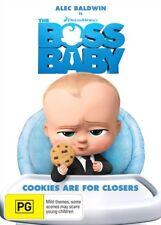Boss Baby, The, DVD