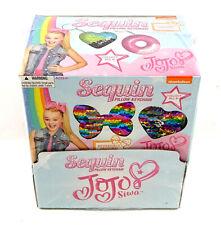 Jojo Siwa Sequin Pillow Keychain Blind Bag Pack 24 Count Display Box