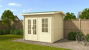 *SPECIAL PRICE* Log cabin KENT 3x2,5 m, 44 mm walls/ Free delivery*