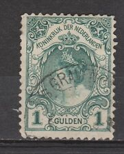 NVPH Netherlands Nederland nr 77 used Wilhelmina 1899-1905 Pays Bas