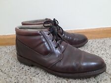 Vintage Red Wing 9211 Heritage Chukka Ankle Work Boot 10 D With Danner Soles