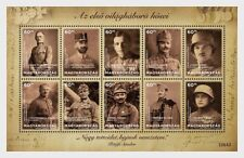 Hongarije / Hungary - Postfris / MNH - Sheet Heroes of World War I 2018