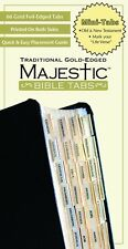 Mini Majestic Traditional Gold Bible Tabs free 2-day shipping!