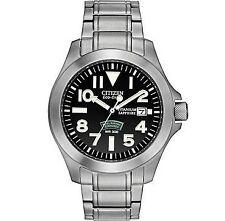 Citizen Titanium Strap Casual Wristwatches