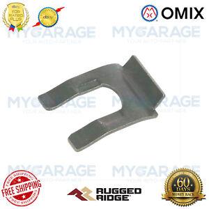 Omix-ADA For 1974-1991 Jeep Models Metal Brake Hose Retainer Clip - 16736.01