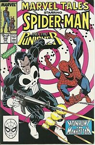 °MARVEL TALES #219 REPRINT AMAZING SPIDER-MAN 202°US Marvel 1989 Marv Wolfman