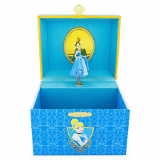 Disney Parks Exclusive Cinderella Musical Dancing Jewelry Box So This is Love