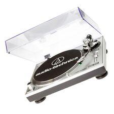 AUDIO-TECHNICA AT LP120 USB HC (silver) giradischi a trazione diretta per dj NE