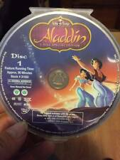 Aladdin (DVD, 2004 Special Edition) - movie disc Only - Movie - Free Ship