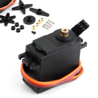 MG995 360 High Torque Metal Gear RC Servo Motor Set For Boat Helicopter Car Kit