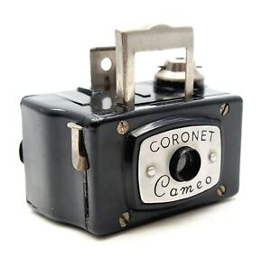 VINTAGE CORONET CAMEO SUB-MINIATURE CAMERA - UK DEALER