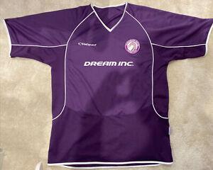 Dream Team SkyOne Harchester United Valsport Home 2004 Shirt XL