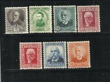 ESPAÑA. Año: 1931/2. Tema: PERSONAJES.