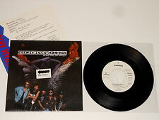 "Scorpions - 7"" Single + PRESSE-INFO - Send Me An Angel - Mercury 868 518-7"