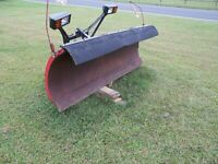 Western Snow Plow  7'6'' untested