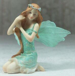 1 x Emerald Green Fairy Silk Wings & Glitter 11cm FAIGLIS BNIB ****LAST ONE****