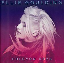 ELLIE GOULDING : HALCYON DAYS / CD - TOP-ZUSTAND