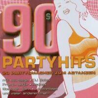 THE 90S PARTYHITS CD REDNEX DJ BOBO UVM NEUWARE