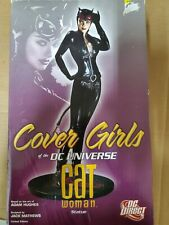 Collectible cover girls statue catwoman super nice nfrb nm