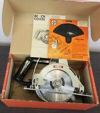 Bosch Combi Vorsatz-Kreissäge S 33 in OVP mit 2 Sägeblättern