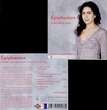 EPIPHANIES - RACHMANINOV LISZT RADULESCU - LYDIA SOURIAL, ORGUE DE ST. POTHIN