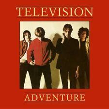 TELEVISION Adventure Vinyl REMASTERED LP NEW & SEALED