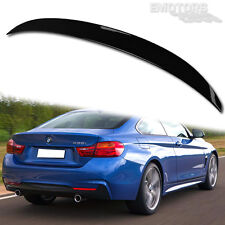 2014+ PAINTED For BMW 4 Series F32 P Type Type Rear Trunk Spoiler 420d 428i