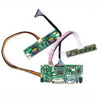 HDMI+DVI+VGA+AUDIO LCD Controller Board kit For LTM190M2-L01 LTM190M2-L02 30Pin