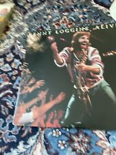 """KENNY LOGGINS - Alive! (2-LP's 1980 Columbia) """"I'm Alright"""",""""Keep The Fire"""""""