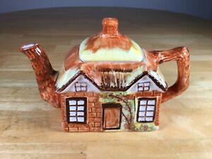 Cottage Teapot - Price Kensington - China - Vintage - Collectable - Ornamental.