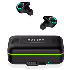 Bluetooth Earbuds 3D Stereo Sound Headphones for iPhone Xr 8 7 6S Samsung Lg Blu