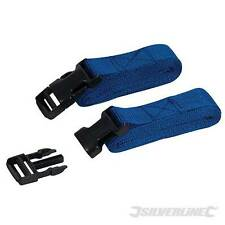 Clip Buckle Straps 2pk 2m x 25mm Lifting & Handling Straps