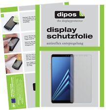 2x Samsung Galaxy A8 (2018) Film de protection d'écran protecteur antireflet