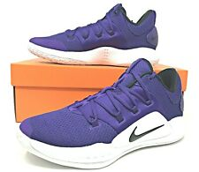 Nike Hyperdunk X Low TB Mens/Womens Basketball Shoes Court Purple AR0463 500 NEW
