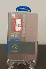 Samsung Galaxy Tab 4 Tucano Milano Italy Brushed Eco Leather Hard Case 7 Inch