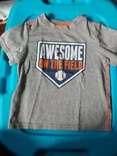 Toddler Bys Size 4t Shirt