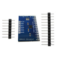 MPR121 Breakout Capacitive Touch Sensitive Board for Keypad with Pin Header