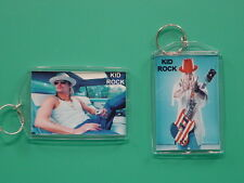 Kid Rock - with 2 Photos - Designer Collectible Gift Keychain 01