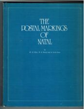 The Postal Markings of Natal by Hart, Kanley and Leon