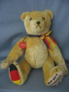 HERMANN BEAR - GERMANY - YELLOW - GROWLER - 1990